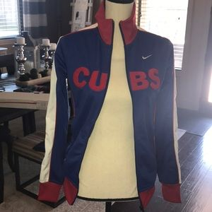 Jackets & Blazers - Chicago cubs Nike jacket